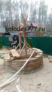 Углубить колодец в Красногорске