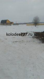 Рытье колодцев в Владимирской области
