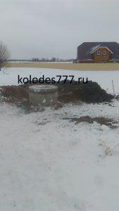 выкопать колодец под ключ в Наро-фоминском районе