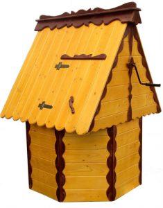 Домик на колодец в Тверской области