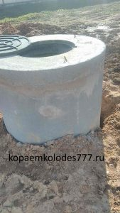 ремонт колодца в Переславле-Залесском районе