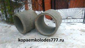 Углубление колодцев в Волоколамском районе